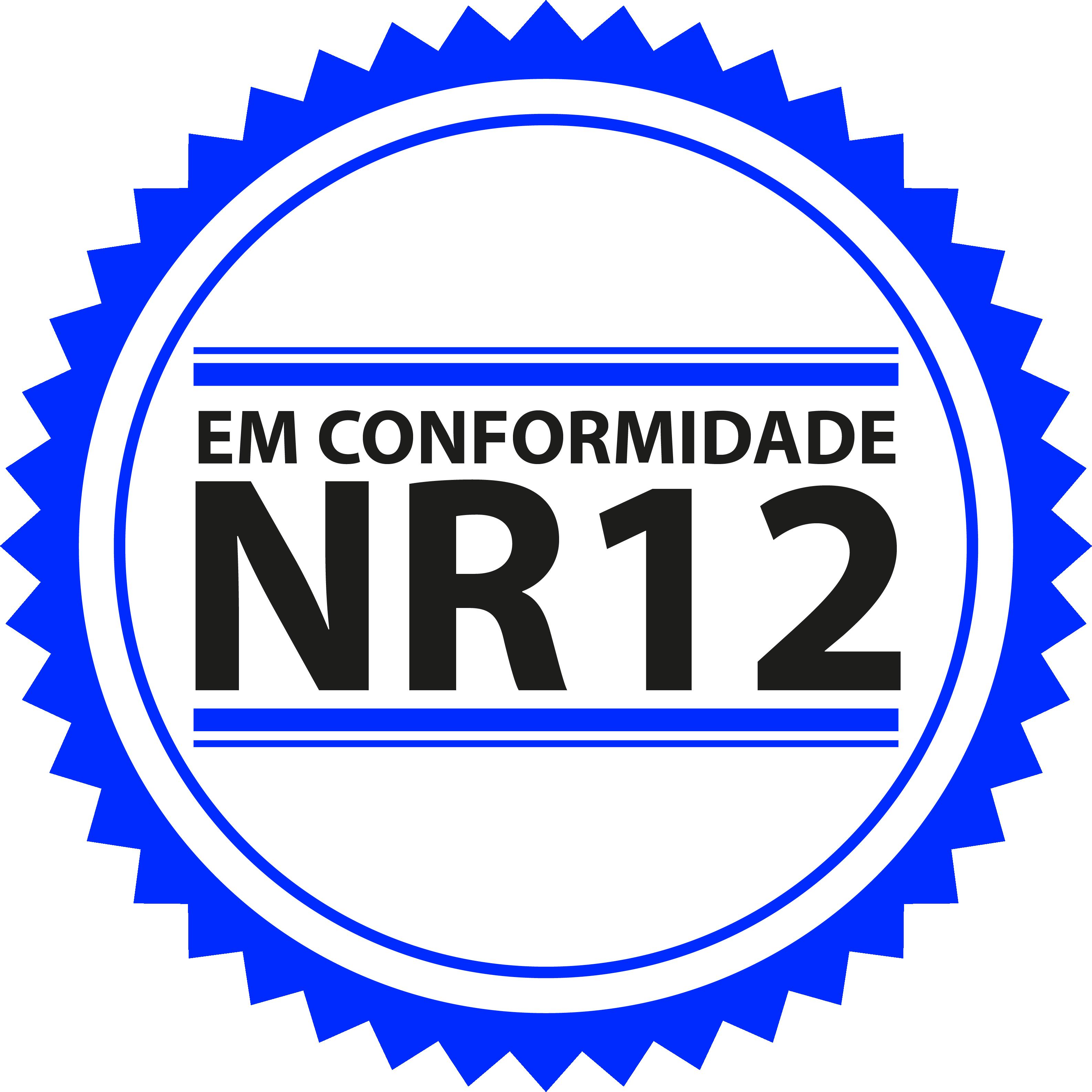 Selo de Qualidade NR12